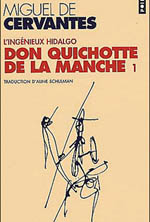 Cervantes : Don Quichotte